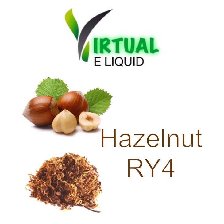 Ry4 Hazelnut Tobacco e liquid