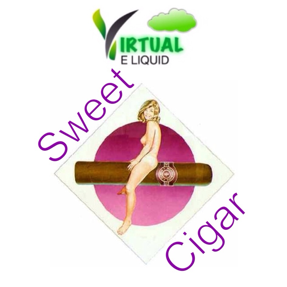 Sweet Cigar E-Liquid