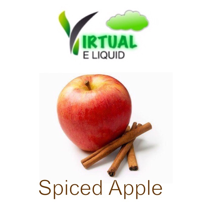 Spiced Apple E-Liquid